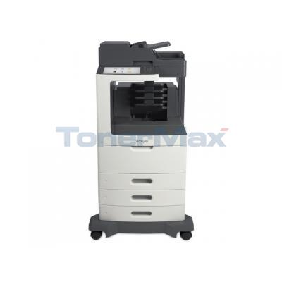 Lexmark MX811dtme MFP